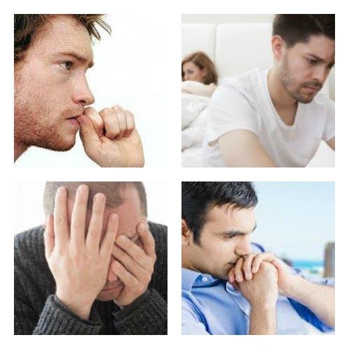 La ansiedad causa eyaculación precoz