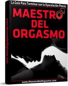 libro Maestro del Orgasmo